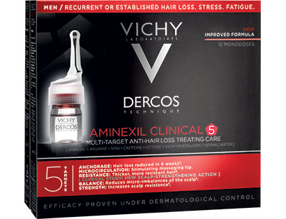 DERCOS Aminexil Clinical 5 Männer