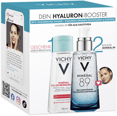 VICHY HYALURON-BOOSTER SET