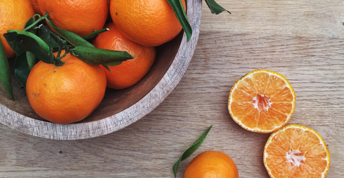 Gesundes Superfood: Orangen