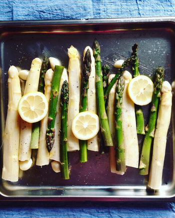 Gesundes Superfood: Spargel