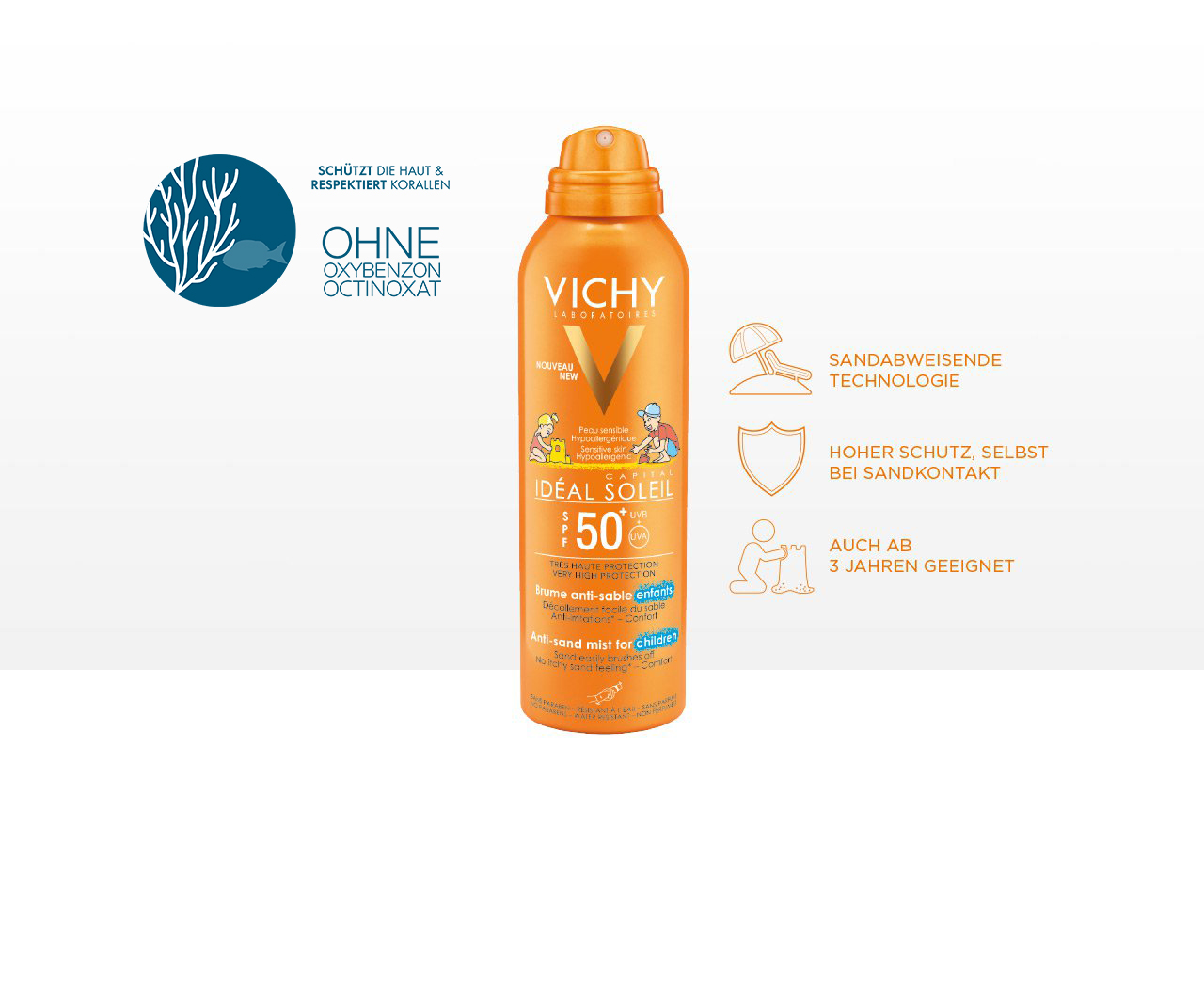 Anti-Age 3-in-1 Antioxidative Sonnenpflege LSF 50