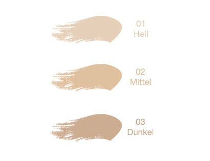 Leuchtkraftaktivierendes Kompakt-Puder Make-up