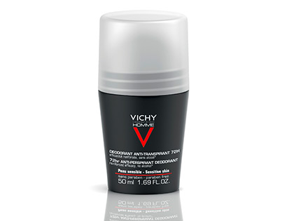 VICHY HOMME Deo Extreme Control